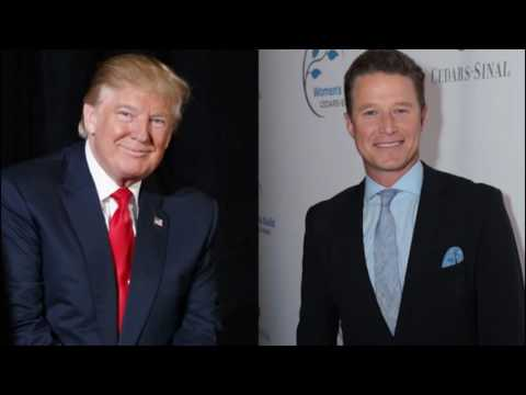 Billy Bush - tamron hall on billy bush suspension, adult tones in political coverage | today