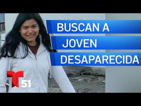 Buscan a joven desaparecida en el sur de la Florida