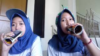 Ratu & Nurul Alyani Cover lagu Charlie puth-One call away #wearetis