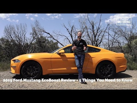 2019 Ford Mustang EcoBoost Review - Is it a 'real' Mustang?