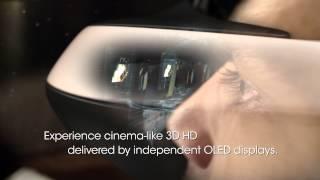 Персональный 3D-дисплей от Sony - погрузитесь в виртуальный мир 3D