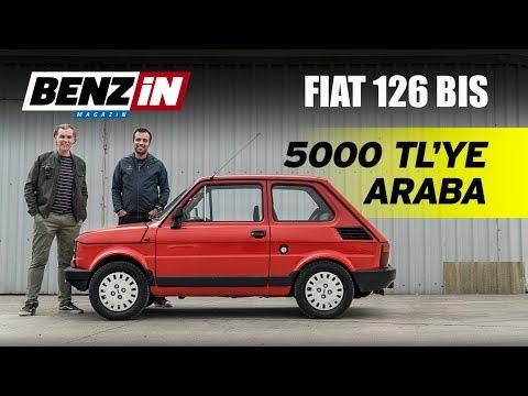 Fiat 126 Bis | 5000 TL 'lik araba | Bir Tur Versene