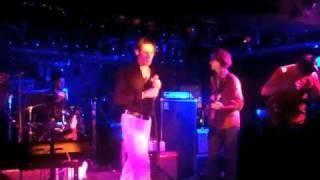 Distant Lover by Marvin Gaye (live Crash Mansion 3/27)