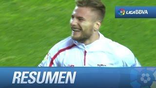 Resumen de Sevilla FC (2-0) RCD Espanyol
