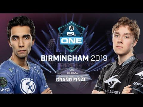 Evil Geniuses vs Team Secret - ESL One Birmingham - Game 3