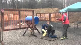 3 Gun at Wallum Lake