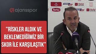 Alanyaspor'a 5-1 yenilen Denizlispor'da Şifo Mehmet (Özdilek) :