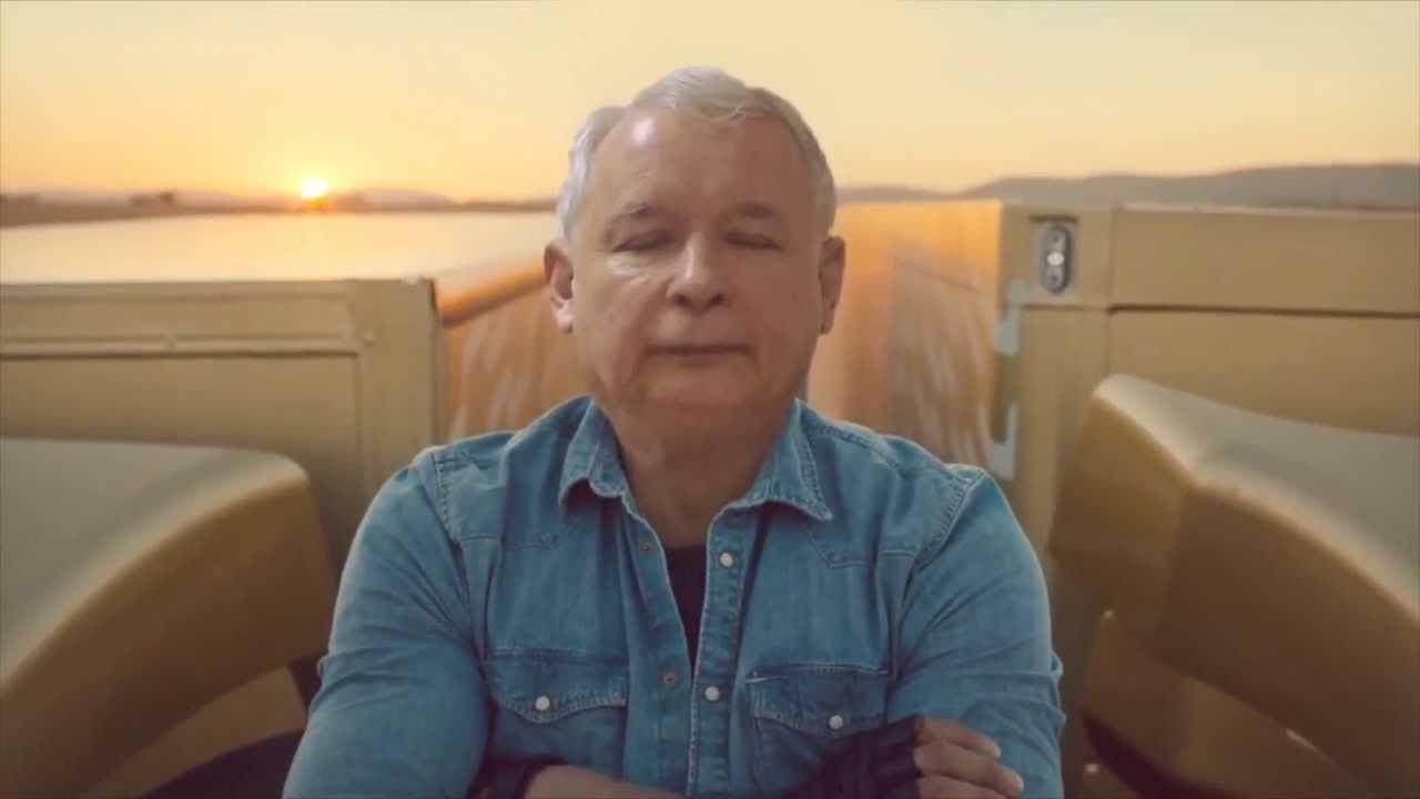 Volvo Van Damme Epic Splits Jarosław Kaczyński Parodia ...