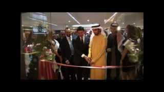 Grand Opening of Montegrappa boutique at Dubai's Jumeirah Emirates Towers.