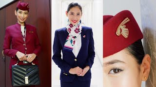 HOW I BECAME A FLIGHT ATTENDANT + TIPS! TAGALOG) | SaynaAnne