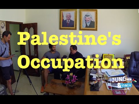Occupation - Jung & Naiv in Palestine: Episode 190
