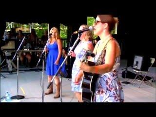 No Good Sister LIVE at the 54th Annual Philadelphia Folk Festival (Full Set) 2015