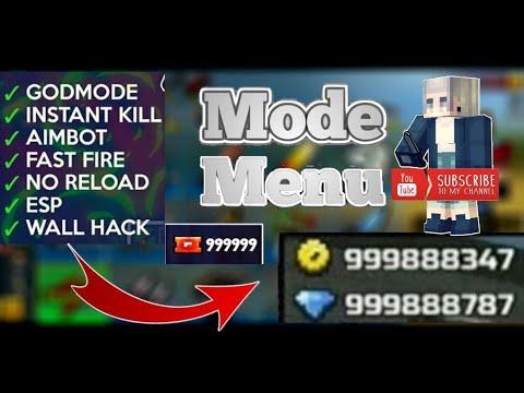 (TUTORIAL)Pixel Gun 3D Mod Menu Launcher 16.5.1(Unlimited Coins,Unlim) Special 120 Subscribers