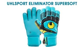 Обзор вратарских перчаток Uhlsport Eliminator Supersoft от Trendsport.ru(, 2015-11-24T12:44:51.000Z)