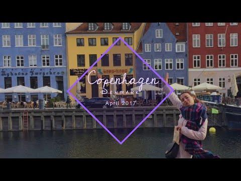Travel vlog #9: Copenhagen, Denmark | DAY ONE.