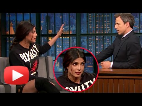 REACTION! Priyanka Chopra INSULTED On Television Show