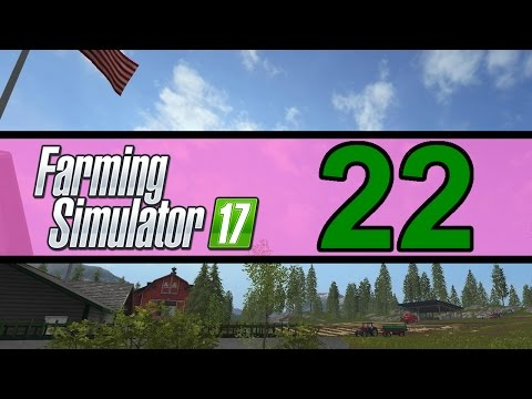 Let's Play Farming Simulator 17 | Ep. 22 - Selling Soybeans