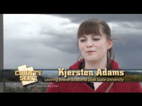 Emigration of Youth from Rural Counties Pt. 3 - The County Seat Episode 10 Seg3