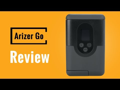Arizer Go (ArGo) Portable Vaporizer Review – Vapesterdam