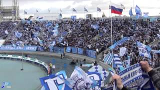 Скачать Город над вольной невой Зенит Спартак 28 09 2013