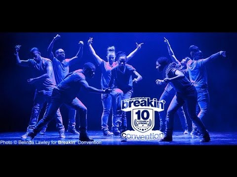 Boy Blue Entertainment - Emancipation of Expressionism | Breakin' Convention 2013
