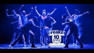 Boy Blue Entertainment: Emancipation of Expressionism at Breakin