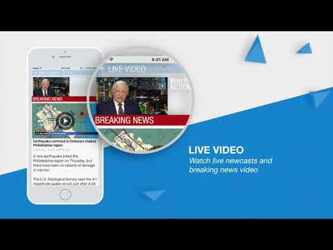 New 6abc App Walkthrough - YouTube