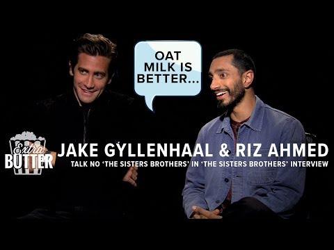 Almond Milk vs Oat Milk: Jake Gyllenhaal & Riz Ahmed talk water & environment | Extra Butter