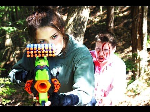Nerf Zombie War