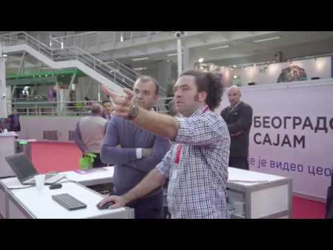 Enetel Solutions at iSEC Belgrade Fair