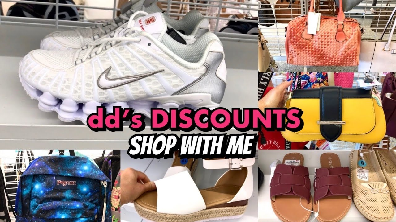 dd's DISCOUNTS SHOP WITH ME SHOES
