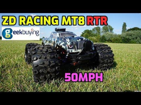 ZD Racing MT8 Pirates 3 RTR