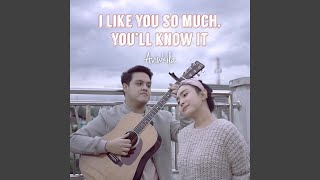 I Like You so Much, You'll Know Itwidth=