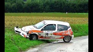 Rallye du Boulonnais 2019 ( CRASHS !!!!! & JUMP !!!! )