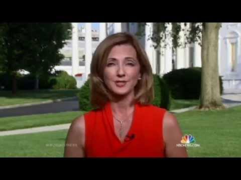 Chris Jansing Named New NBC News Senior White House Correspondent