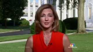 Chris Jansing Named New NBC News Senior White House Correspondent