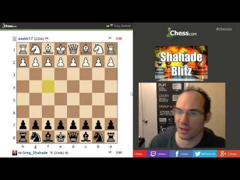IM Greg Shahade plays on chess.com #4