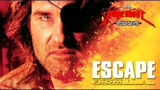 Rageaholic Cinema: ESCAPE FROM L.A.