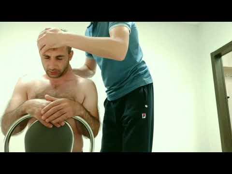 Костоправ убрал острую боль в спине, шеи.