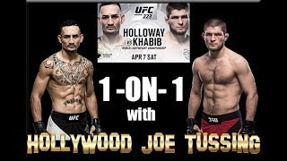 UFC 223 Max Blessed Holloway vs Khabib Nurmagomedov Preview