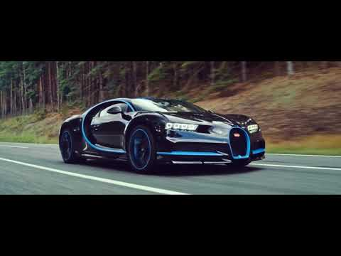BUGATTI Chiron 0-400-0 km/h in 42 seconds...