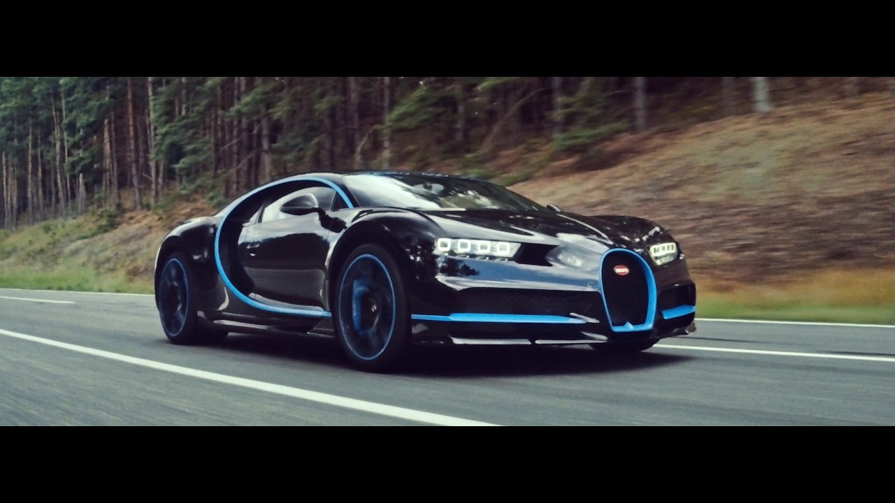 BUGATTI Chiron 0-400-0 km/h in 42 seconds – A WORLD RECORD #IAA2017 ...