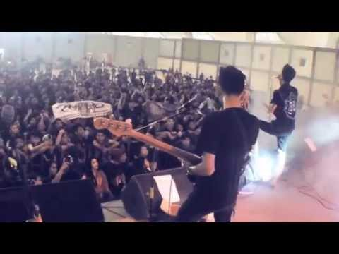 REVENGE THE FATE - AMBISI (Live at STT Telkom)