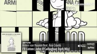 Armin van Buuren feat. Ana Criado - I