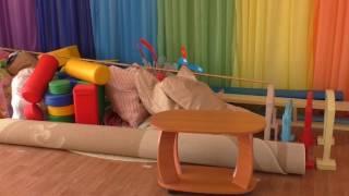 Глобальный ремонт в детском саду