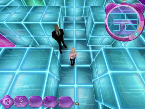 barbie secret agent game play free