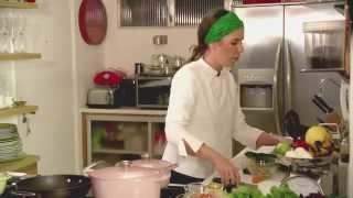 Chef Morena Leite - Badejo Assado Com Banana Ouro - Roasted Whiting With Baby Banana