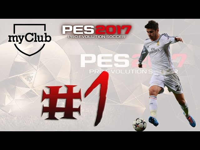 Pes 2017 Myclub #1 - Pack Ball Openning - Surpresa Logo No Começo