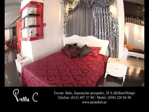 Pierre Cardin Mebel Salonu Youtube