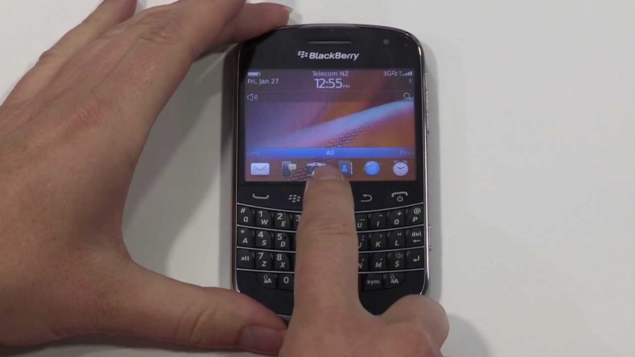 getting started with your blackberry bold 9900 youtube rh youtube com BlackBerry Bold 9000 BlackBerry Bold 9900 Cases